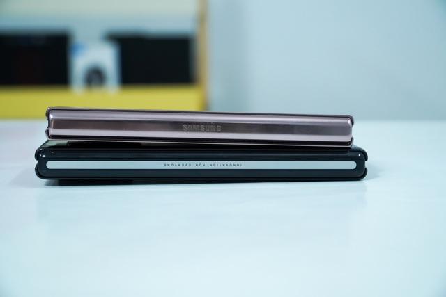 So sánh hàng khủng Xiaomi Mi Mix Fold với Samsung Galaxy Z Fold2 - 3