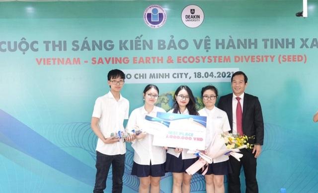 Lộ diện 3 nhóm học sinh đại diện Việt Nam đi thi quốc tế về môi trường - 2