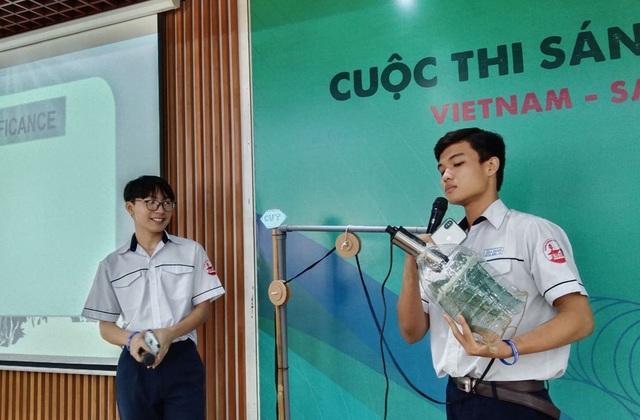 Lộ diện 3 nhóm học sinh đại diện Việt Nam đi thi quốc tế về môi trường - 1