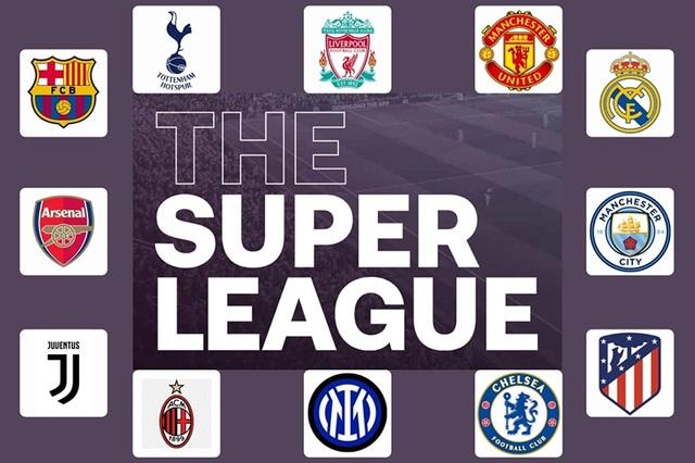Siêu giải đấu European Super League sẽ làm loạn thế giới bóng đá? - 2