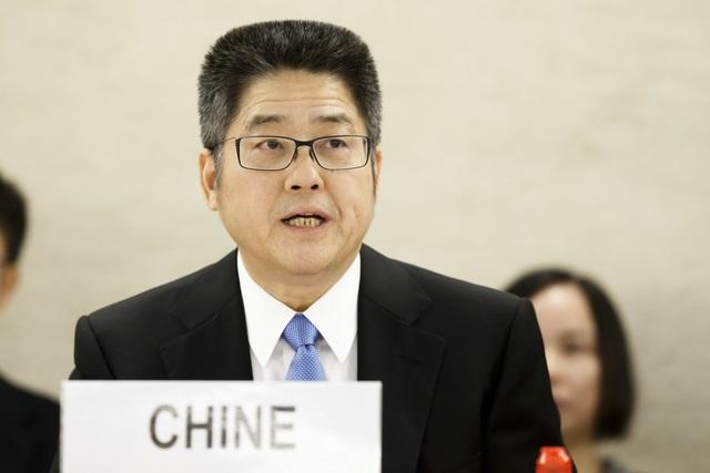 Trung Quốc tuyên bố chuẩn bị sẵn sàng để thống nhất Đài Loan - 1