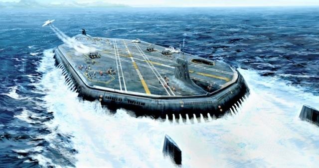 Tàu sân bay ngầm: Ý tưởng hoàn toàn khả thi - 3
