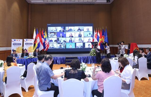Gần 10 triệu lao động di cư làm việc trong các nước ASEAN - 3