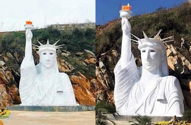 Lập đoàn kiểm tra tượng nữ thần tự do phiên bản đột biến ở Sa Pa - 1