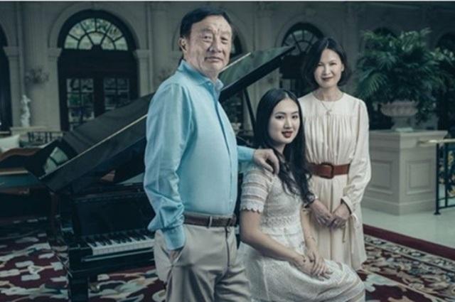Được hậu thuẫn khủng, công chúa Huawei vẫn mờ nhạt trong làng giải trí - 3