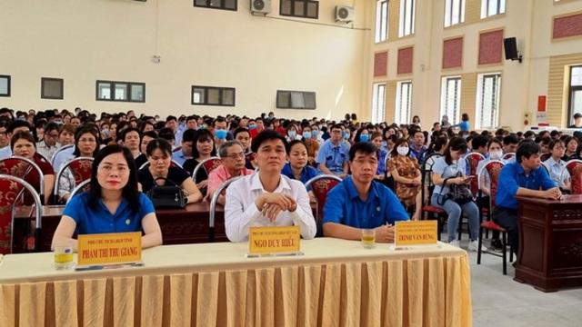Hà Nam: Tuyên truyền Bộ luật Lao động tới 900 cán bộ và người lao động - 1