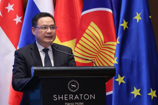 Gần 10 triệu lao động di cư làm việc trong các nước ASEAN - 1