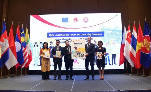 Gần 10 triệu lao động di cư làm việc trong các nước ASEAN - 2