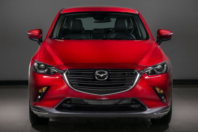 Mazda CX-3 và CX-30 giá từ 629 triệu đồng - Đấu Hyundai Kona, Toyota Cross - 1