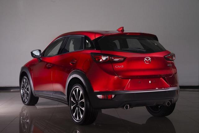 Mazda CX-3 và CX-30 giá từ 629 triệu đồng - Đấu Hyundai Kona, Toyota Cross - 2