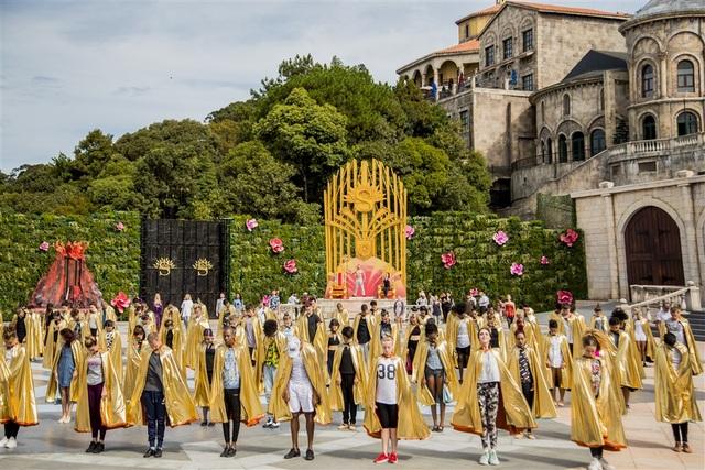Sun Group tổ chức nhiều lễ hội, show nghệ thuật dịp 30/4