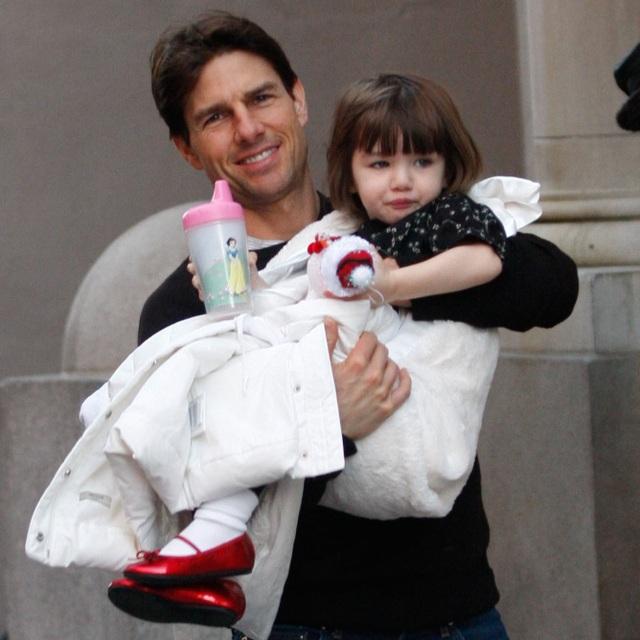 Con gái tài tử Tom Cruise xinh xắn, phổng phao ở tuổi 15 - 3