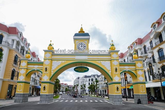 Đột nhập siêu quần thể Phú Quốc United Center trước giờ G - 5