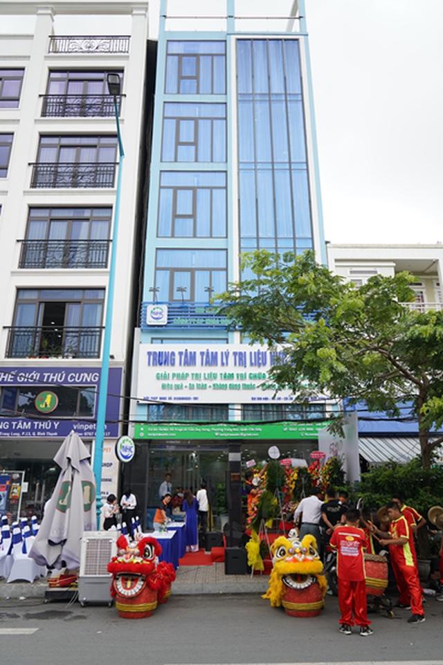 Tưng bừng khai trương Trung tâm Tâm lý trị liệu NHC Việt Nam - TP. Hồ Chí Minh - 2