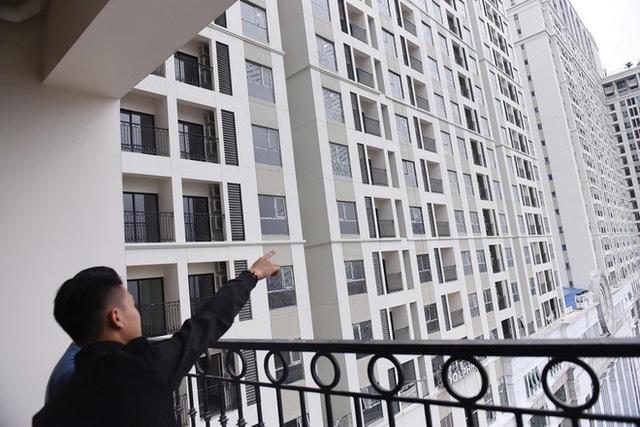 Vắng bóng nguồn cung căn hộ dưới 2 tỷ đồng - 1