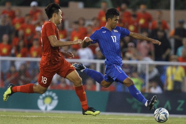 Thần đồng Thái Lan tuyên bố vượt mặt đội tuyển Việt Nam - 1