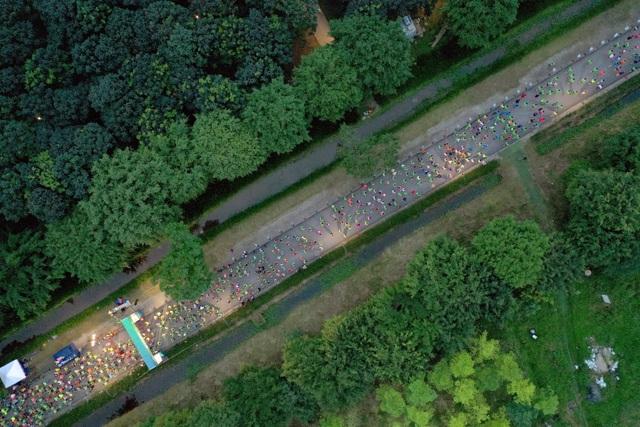 Cung đường chạy đẹp nhất Việt Nam tại Ecopark Marathon - 17