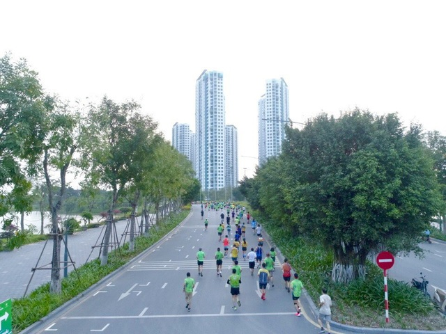 Cung đường chạy đẹp nhất Việt Nam tại Ecopark Marathon - 15