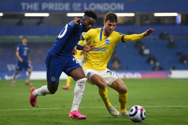 Hất văng West Ham, Chelsea chen chân vào top 4  - 2