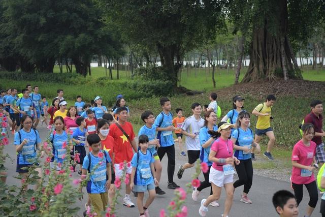 Cung đường chạy đẹp nhất Việt Nam tại Ecopark Marathon - 9