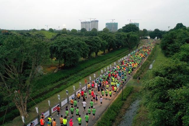 Cung đường chạy đẹp nhất Việt Nam tại Ecopark Marathon - 13