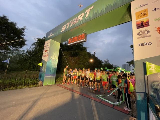 Cung đường chạy đẹp nhất Việt Nam tại Ecopark Marathon - 20