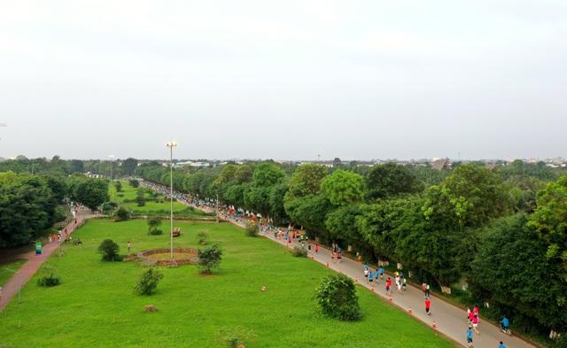 Cung đường chạy đẹp nhất Việt Nam tại Ecopark Marathon - 11