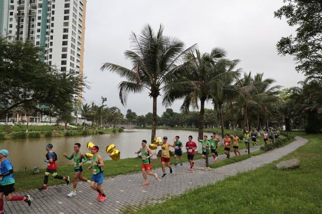 Cung đường chạy đẹp nhất Việt Nam tại Ecopark Marathon - 7