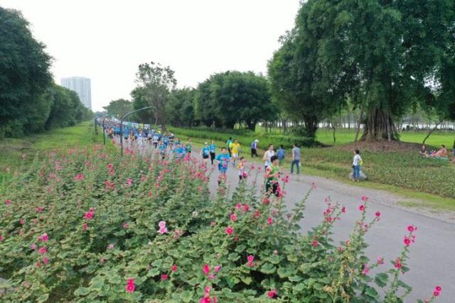 Cung đường chạy đẹp nhất Việt Nam tại Ecopark Marathon - 12