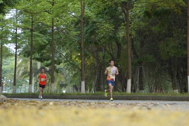 Cung đường chạy đẹp nhất Việt Nam tại Ecopark Marathon - 2