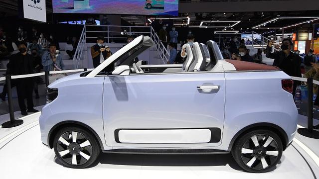 Triển lãm ô tô Thượng Hải 2021: Cuộc phô diễn của xe chạy điện Trung Quốc - 7
