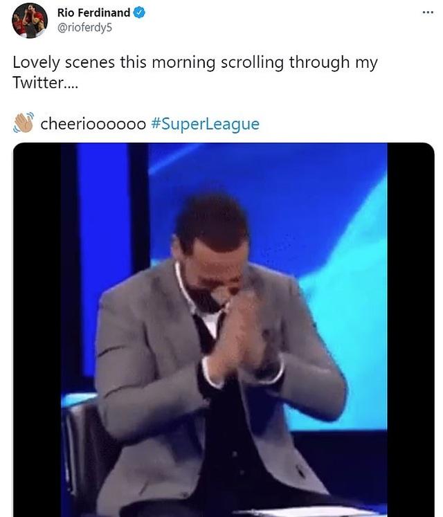 Mạng xã hội tràn ngập ảnh chế sự sụp đổ của European Super League - 3