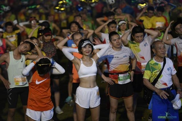 Cung đường chạy đẹp nhất Việt Nam tại Ecopark Marathon - 21