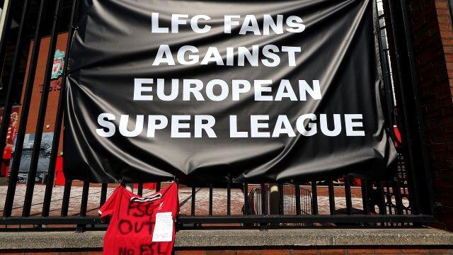 Vì sao siêu giải đấu European Super League sụp đổ nhanh chóng? - 2