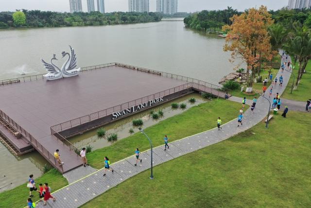 Cung đường chạy đẹp nhất Việt Nam tại Ecopark Marathon - 4