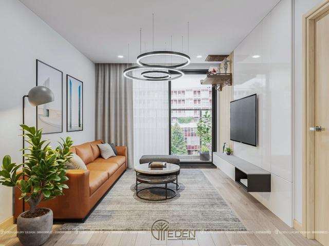 Thiết kế nội thất chung cư EDEN - Sự lựa chọn hàng đầu cho mọi không gian nhà đẹp - 1