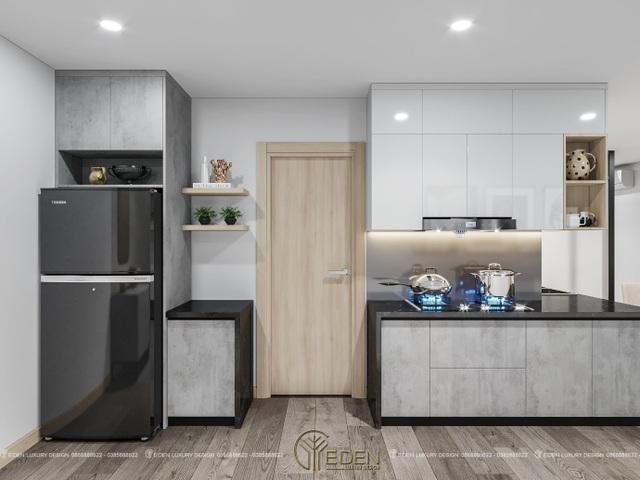 Thiết kế nội thất chung cư EDEN - Sự lựa chọn hàng đầu cho mọi không gian nhà đẹp - 3