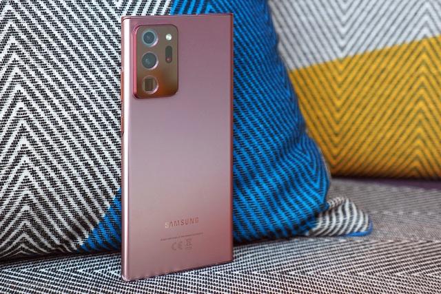 Galaxy Note 20 Ultra 5G giảm 12 triệu đồng sau nửa năm ra mắt tại Việt Nam - 2