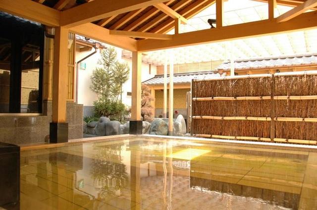Thư giãn trong suối nước nóng tự nhiên giữa lòng Tokyo - 4