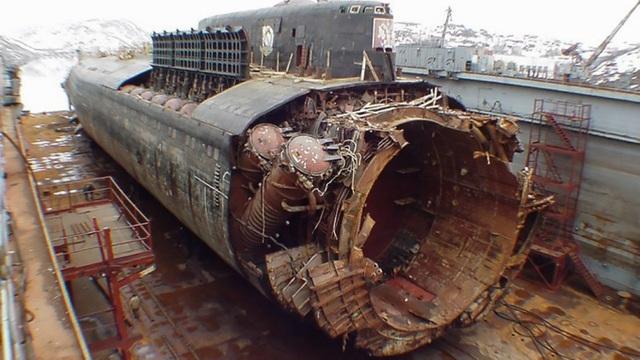 Những thảm họa tàu ngầm kinh hoàng trên thế giới - 7