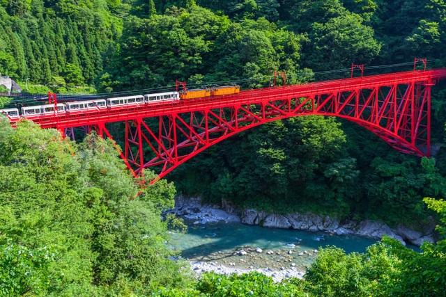 Những chuyến tàu hỏa thơ mộng nhất xứ sở hoa anh đào - 3