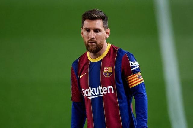 Messi đã có quyết định cuối cùng về tương lai ở Barcelona? - 2