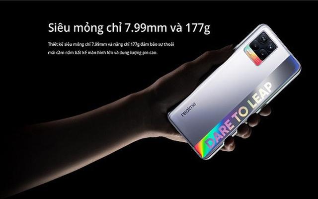 realme 8 series ra mắt với camera 108mp cùng thiết kế thời thượng cho người dùng trẻ - 1