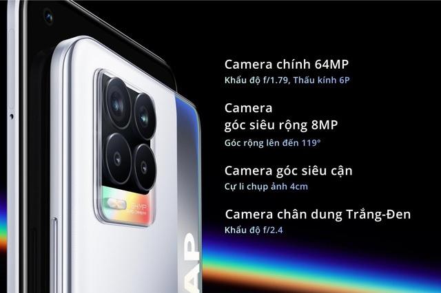 realme 8 series ra mắt với camera 108mp cùng thiết kế thời thượng cho người dùng trẻ - 4