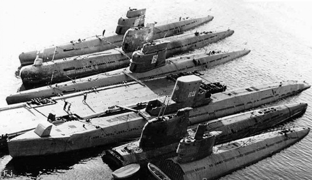 Những thảm họa tàu ngầm kinh hoàng trên thế giới - 2