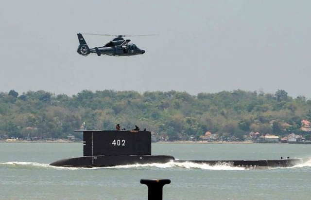 Điều gì khiến tàu ngầm Indonesia chìm sâu 850 mét dưới biển? - 1