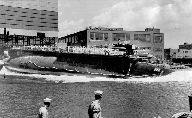 Những thảm họa tàu ngầm kinh hoàng trên thế giới - 3