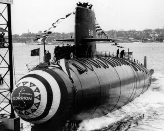 Những thảm họa tàu ngầm kinh hoàng trên thế giới - 5