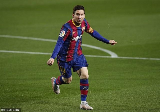 Messi lập cú đúp, Barcelona sống lại giấc mơ vô địch La Liga - 3
