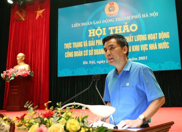 Hà Nội: Hơn 165.000 lao động mất, thiếu việc làm thu nhập giảm - 3